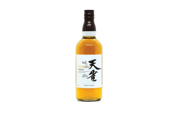 Tenjaku Japanese Whisky Makes U.S. Debut