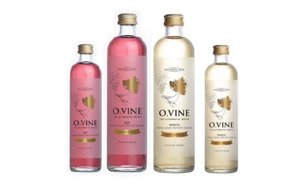 "Non-Alcoholic O.Vine Taps ""Sober Curious"" Movement"