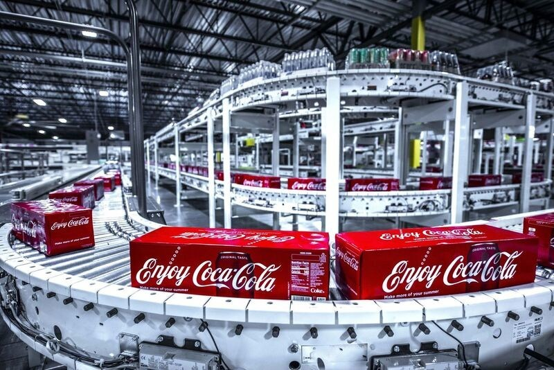 Coca-Cola Bottling UNITED Celebrates Opening of A New Sales Center