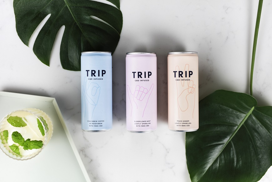 Bill's Restaurant & Bar Collaborates With Trip CBD Drinks