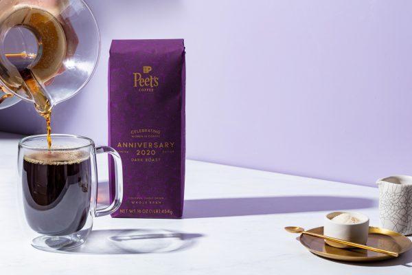 Peet's Coffee Announces Women Grown Anniversary Coffee