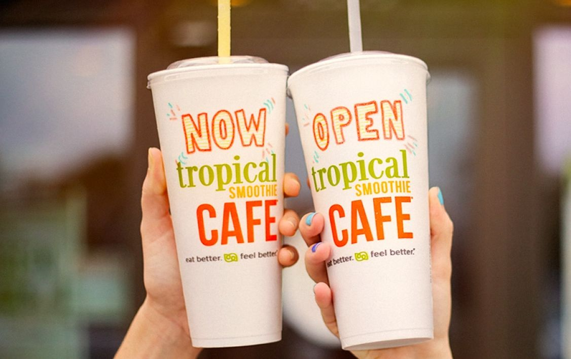 Tropical Smoothie Cafe Launches 100K Smoothie Giveaway