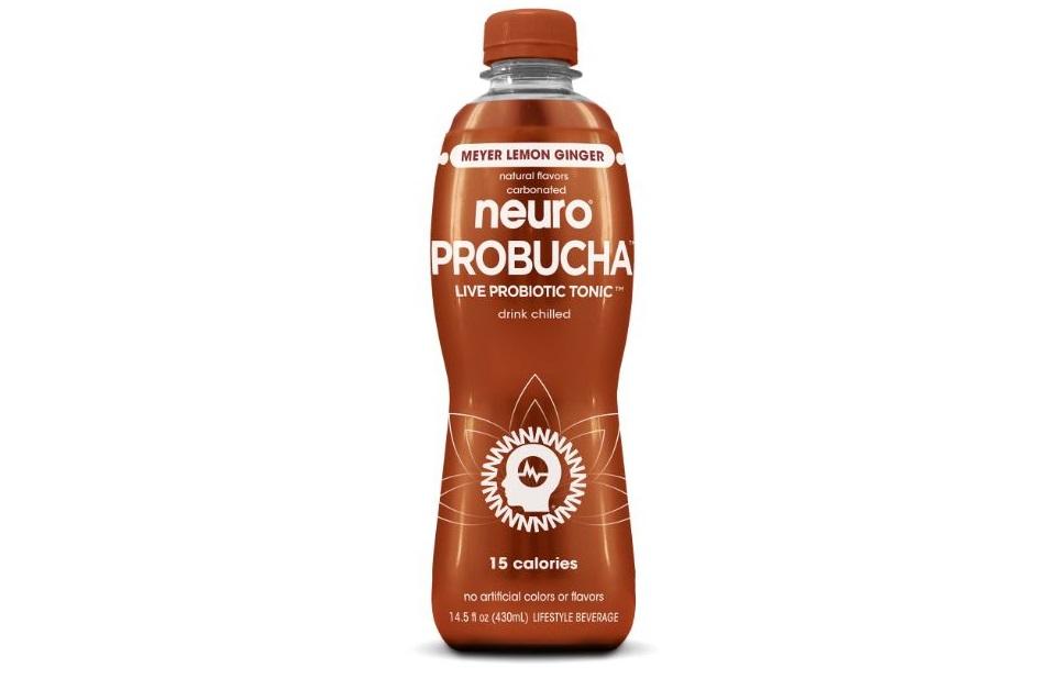 Neuro Brands Presents Probiotic Drink Probucha