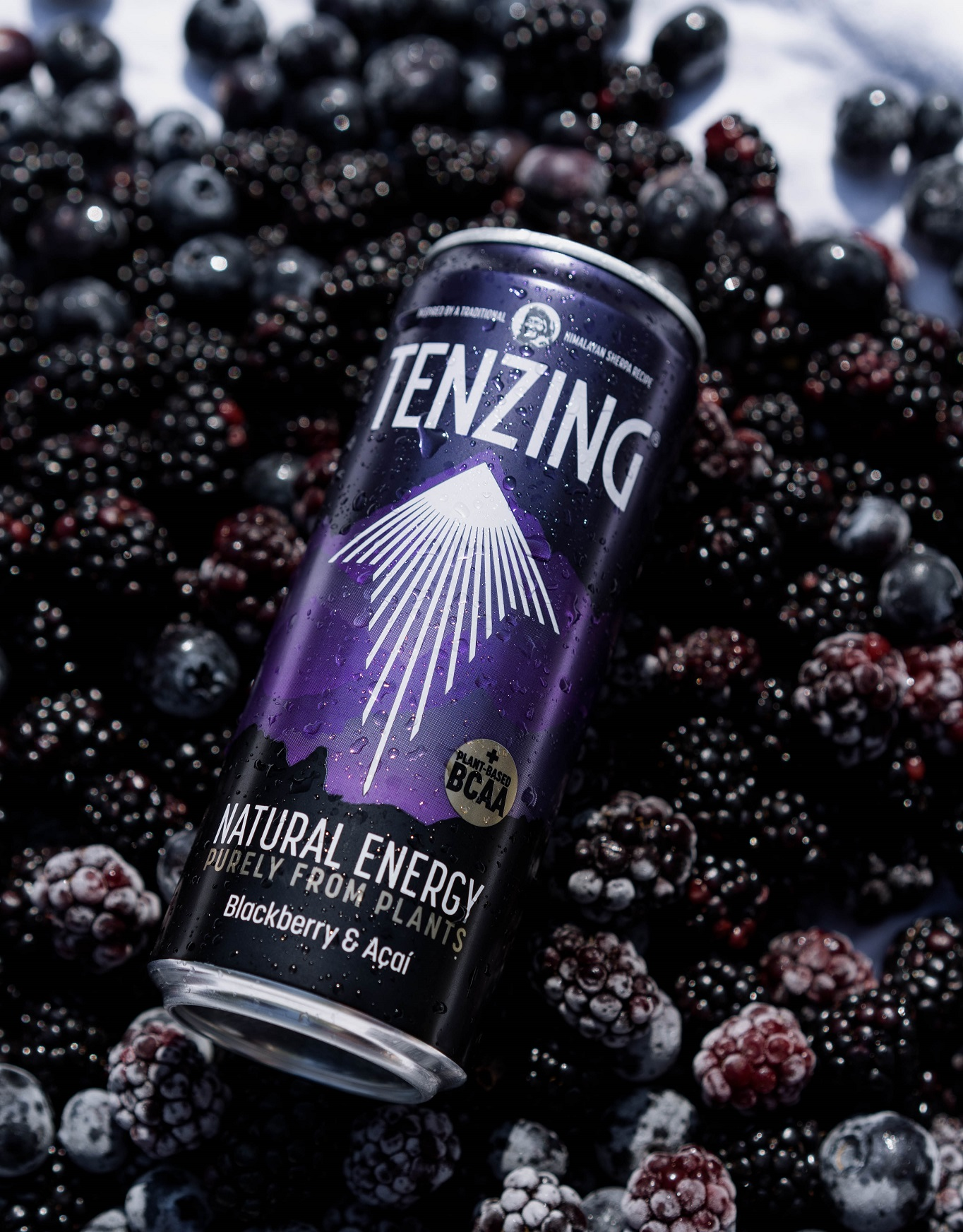 Tenzing Natural Energy Launches Their Most Powerful Blend