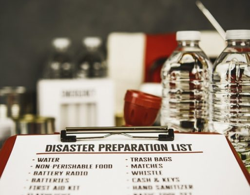 Check Your Emergency Bottled Water Supply
