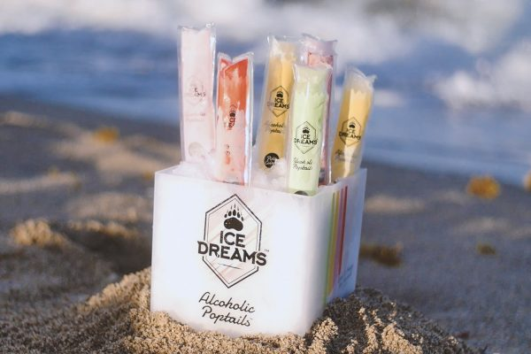 Ice Dreams Poptails are overtaking the South East Region