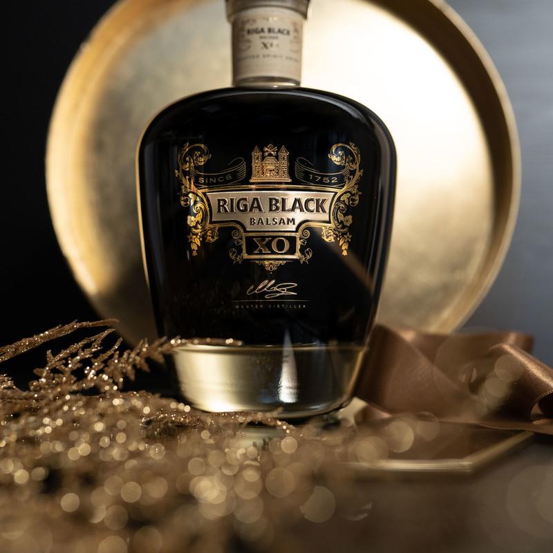 The Launch Of Riga Black Balsam XO Super Premium Expression
