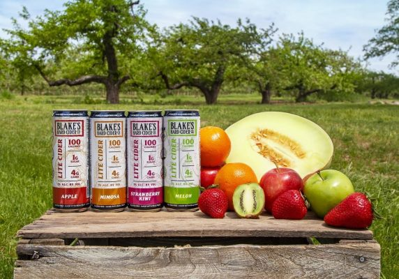Blake's Hard Cider Adds New Flavors
