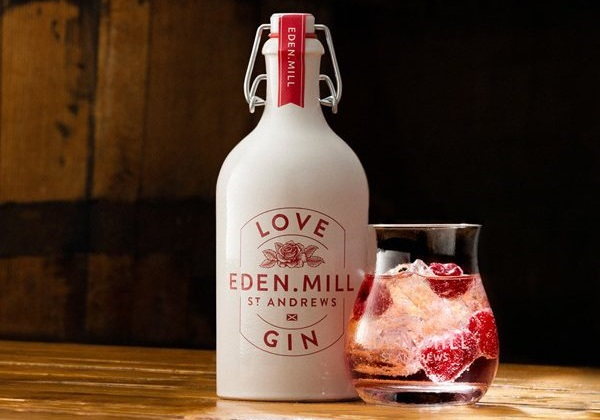 Croxsons' New Glass Packaging for Eden Mill Helps Double Online Sales