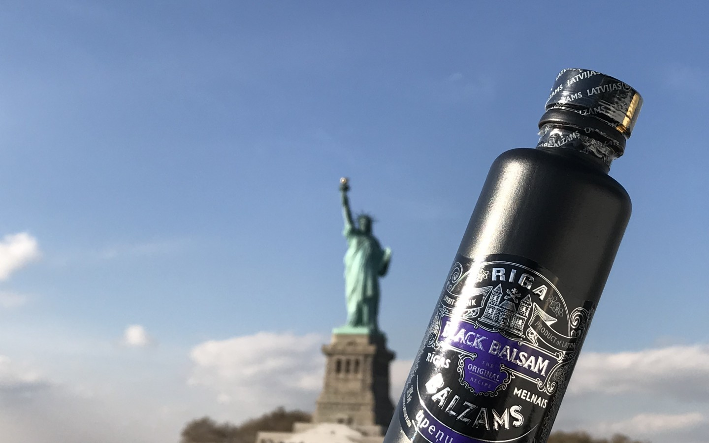 Riga Black Balsam Has A New Partner in the United States