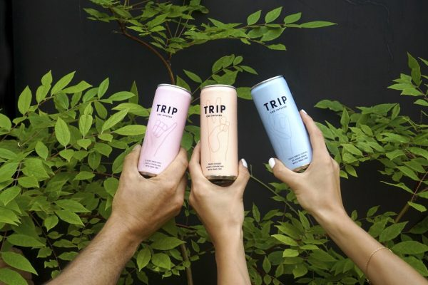 Stress-Free Sipping with TRIP CBD Infused Drinks