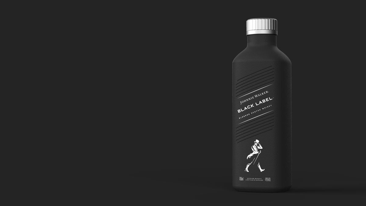 Diageo Announces First Ever 100% Plastic Free Paper-Based Spirits Bottle
