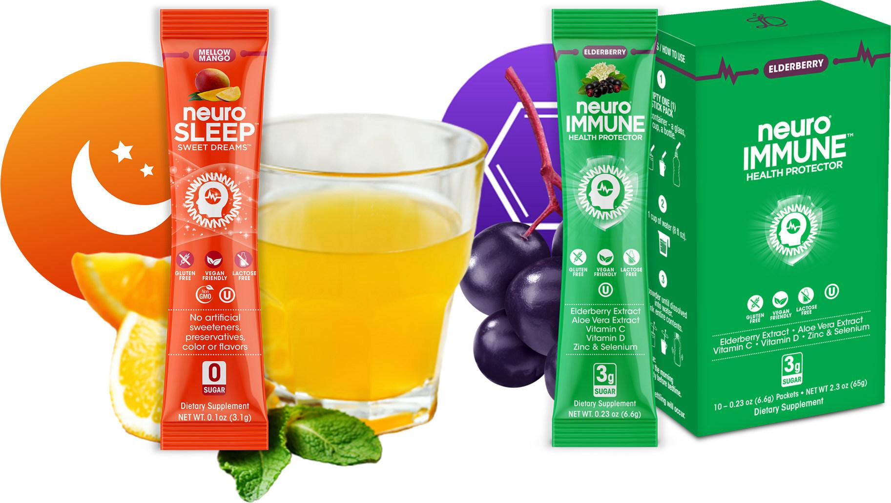 Neuro Brands Expands Beverage Portfolio