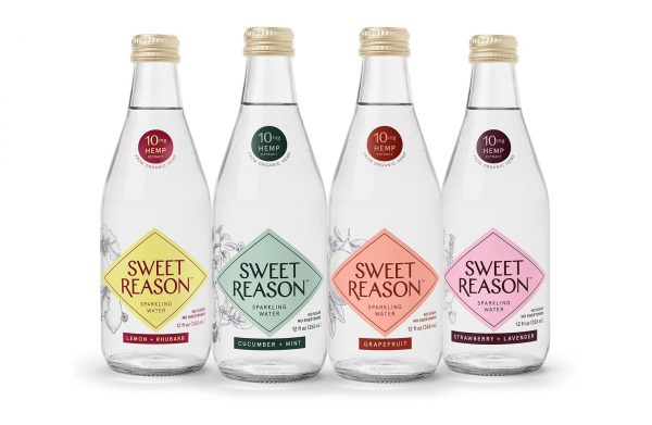 Sweet Reason – CBD-Infused Flavored Water