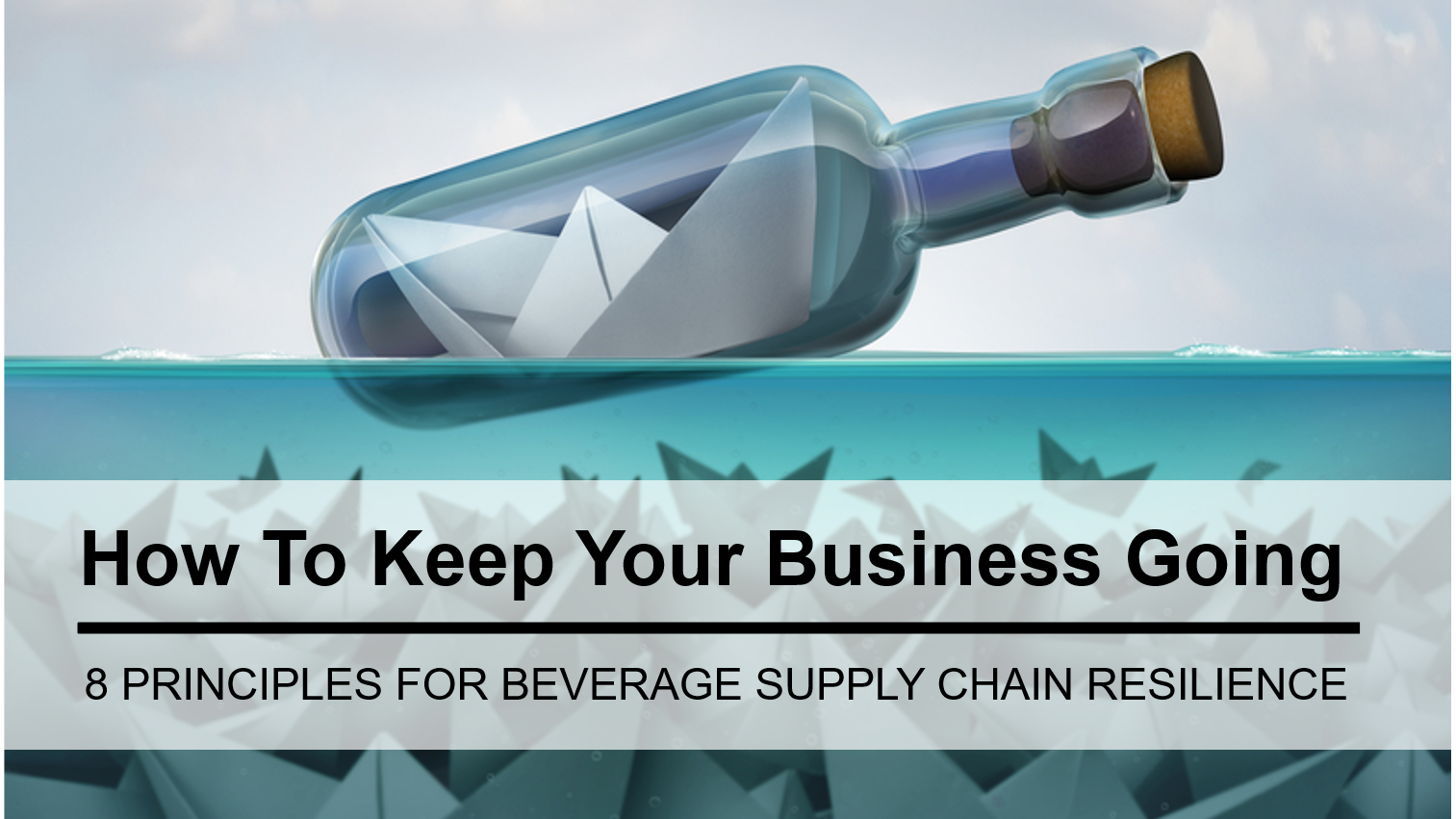 How To Keep Your Beverage Business Going No Matter What