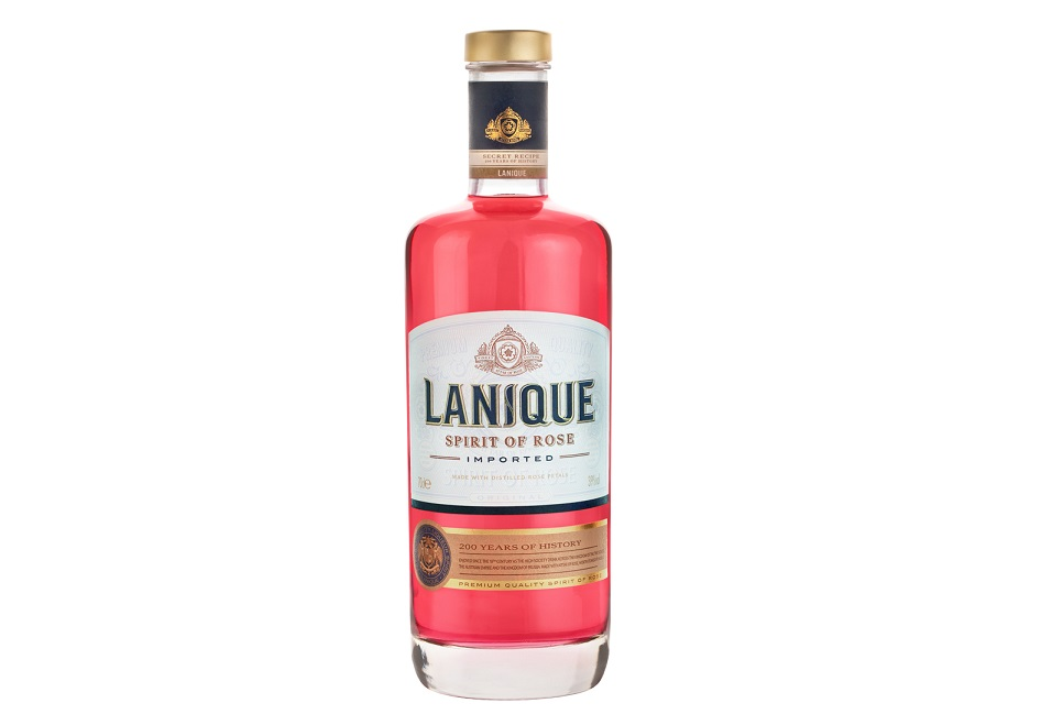 Lanique Spirit of Rose Partnerships With Waitrose