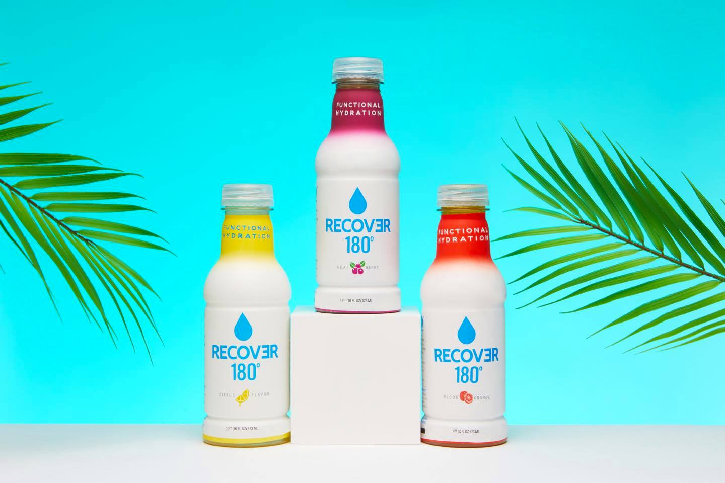 Recover 180 - Functional Hydration Drink