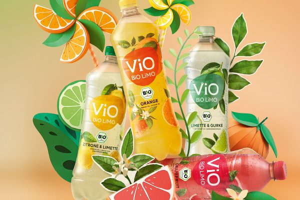 ViO BiO LiMO Soft Drinks