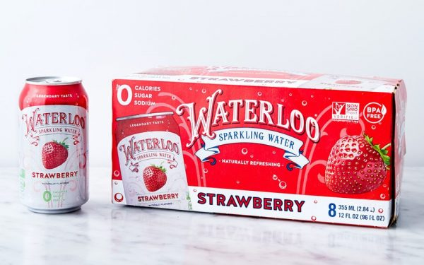 Waterloo Sparkling Water Attracts New Control Investors
