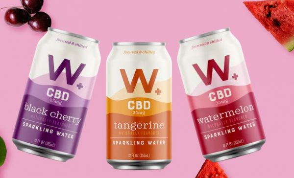 The Story Of CBD Sparkling Water