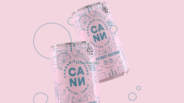 Cann Cannabis-Infused Social Tonic