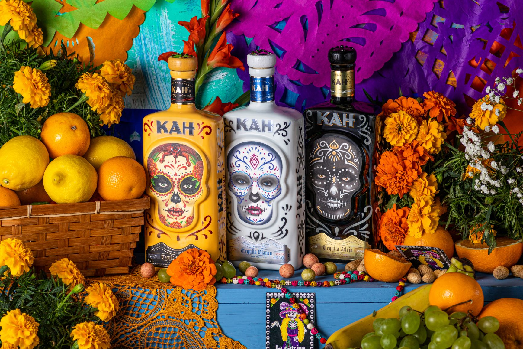 Iconic KAH Tequila Enters Canadian Market