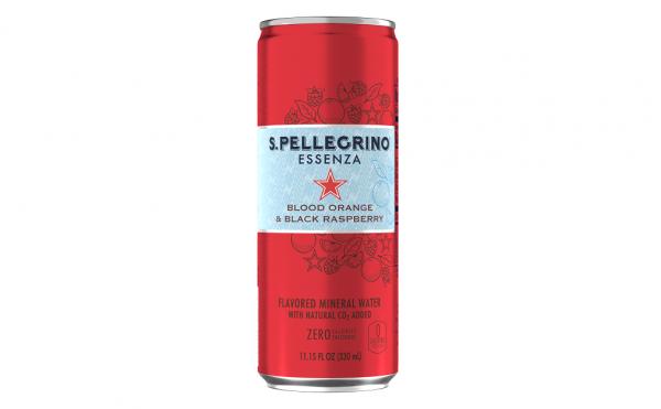 S. Pellegrino Blood Orange & Black Raspberry