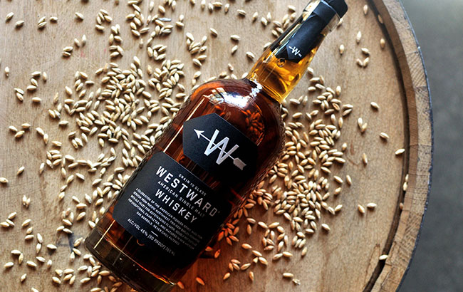 The National Launch of Westward American Single Malt Pinot Noir Cask