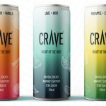 Crave Natural Energy Drinks