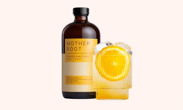 Introducing Mother Root Ginger Switchel
