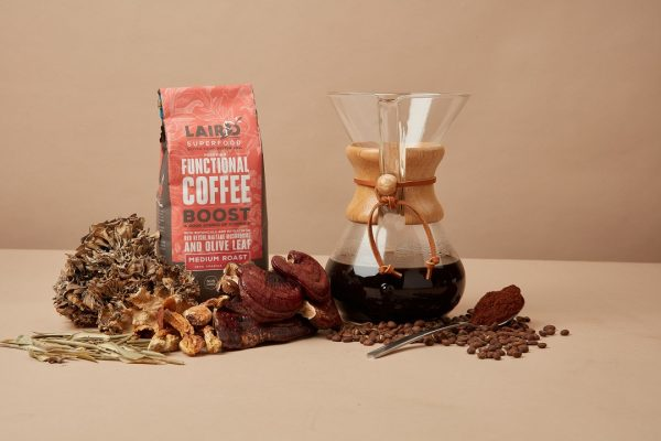 New Functional Coffee Blend By Laird Superfood