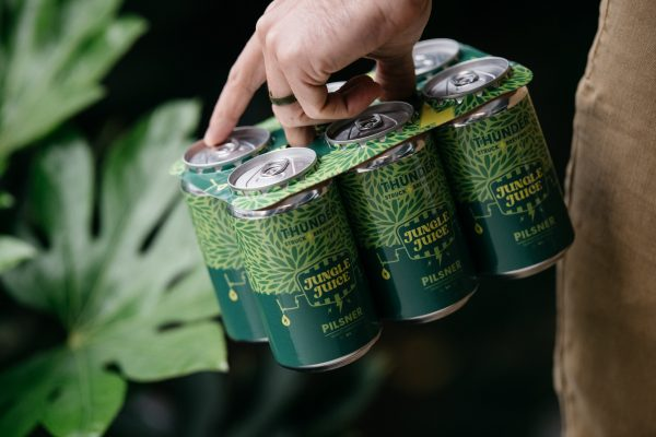 Atlantic Packaging Launches Recyclable Can Carrier System